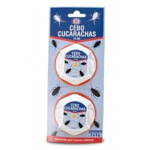CEBO CUCARACHAS 10RB Pack 2 IMPEX